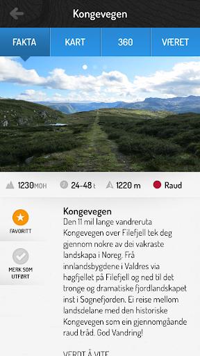 Kongevegen over Filefjell