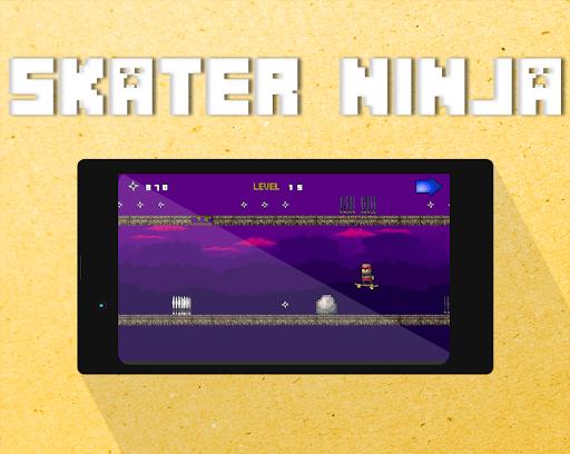 玩街機App|スケーター忍者免費|APP試玩