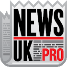 Newspapers UK PRO (English) icon