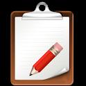 NoteMaster NotePad + draw pad logo