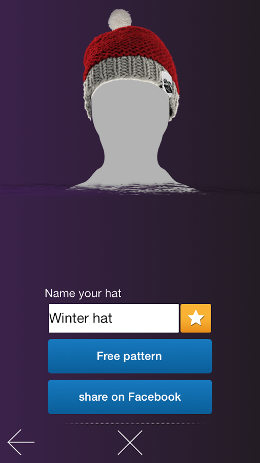 Hat Designer – Knit & Crochet - screenshot