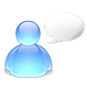 SuperBlue Free Bluetooth Chat logo