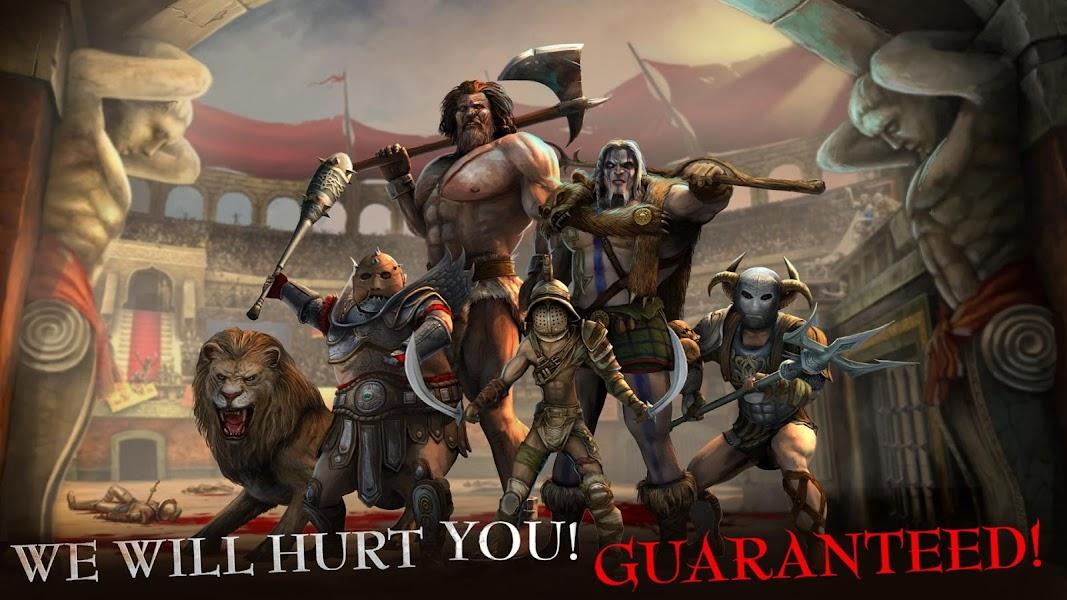 I, Gladiator Mod Apk