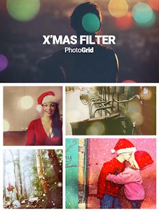 XmasFilter - Photo Grid Plugin