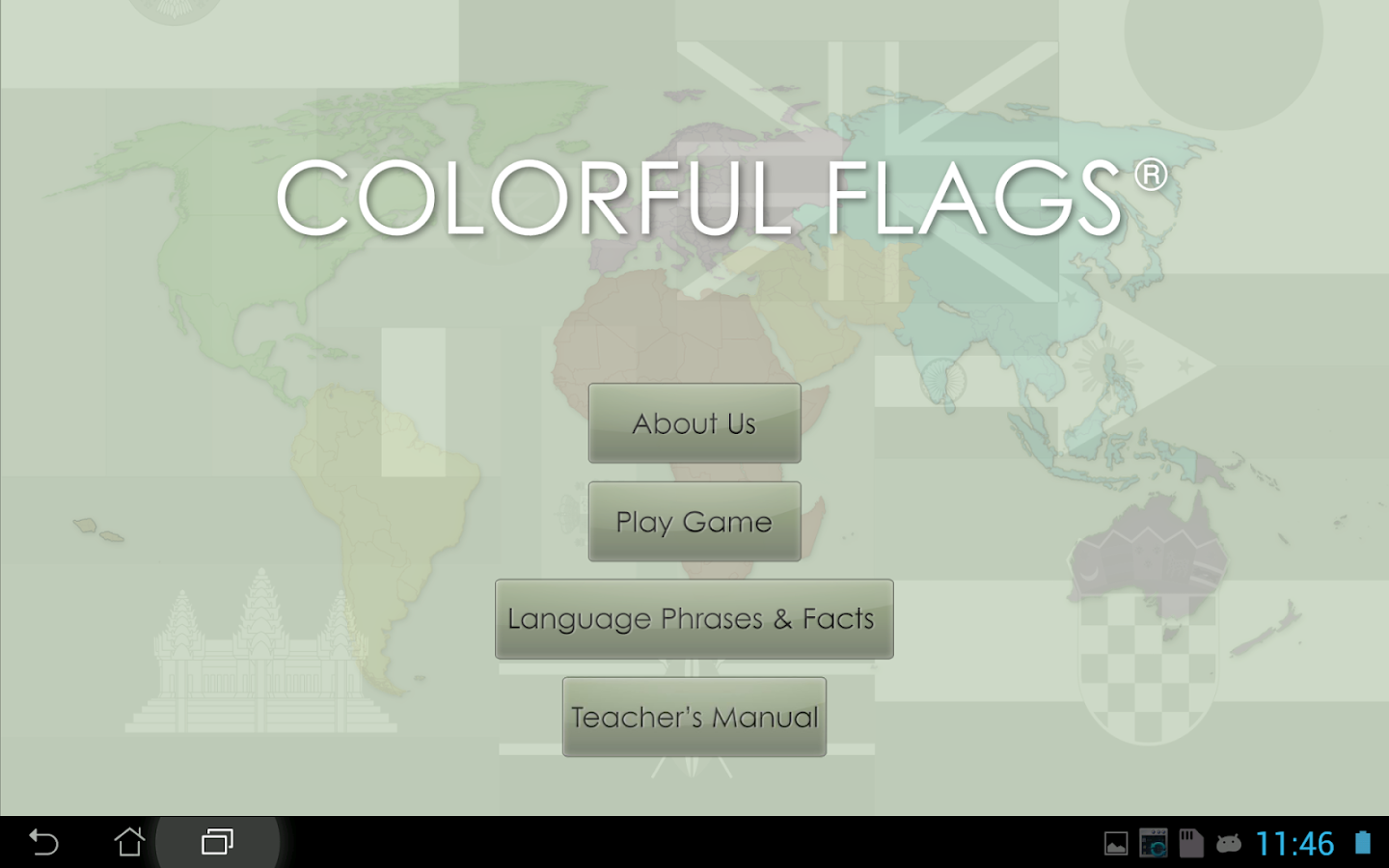 Colorful Flags- screenshot