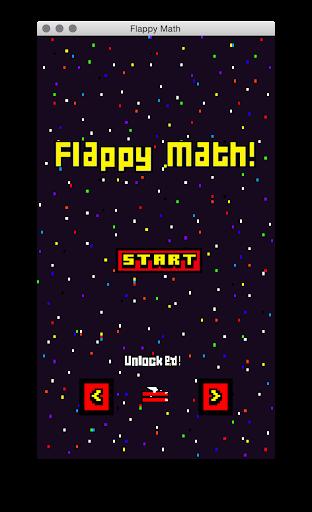 Flappy Math