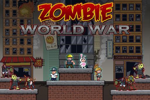 Z - Zombie World War Free