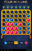 Screenshot of Four In A Line Free