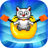 Jumpy Cat Rafting Free