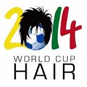 World Cup Hair 2014