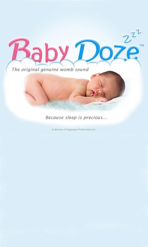 BabyDoze- screenshot
