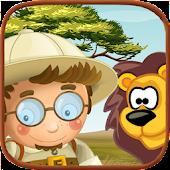 Livingstone - zoo puzzle
