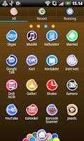 Screenshot of Sticker Go Launcher EX Theme