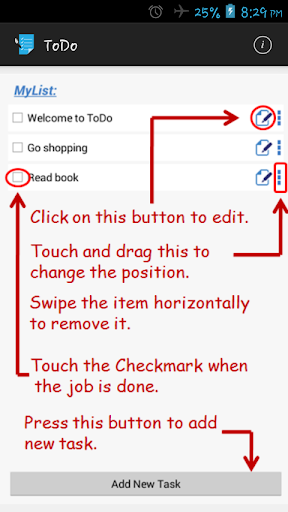 玩生產應用App|ToDo: A Simple Task List App免費|APP試玩