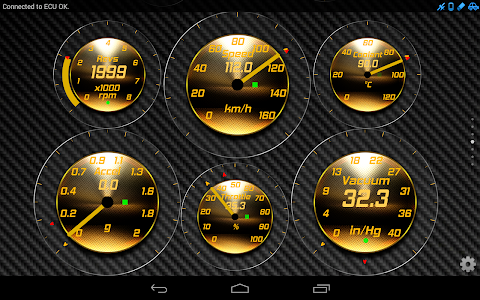 Torque Theme Glass OBD 2 screenshot 9