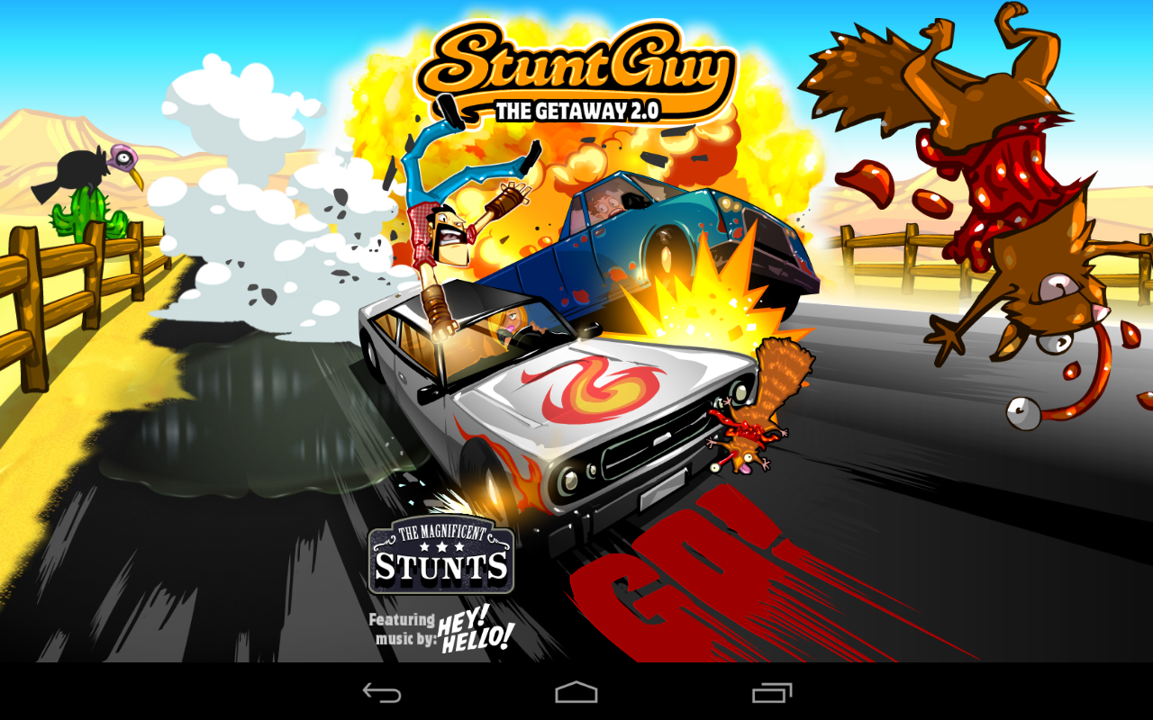 Stunt Guy 2.0- screenshot