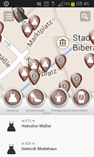 Biberach App- screenshot thumbnail