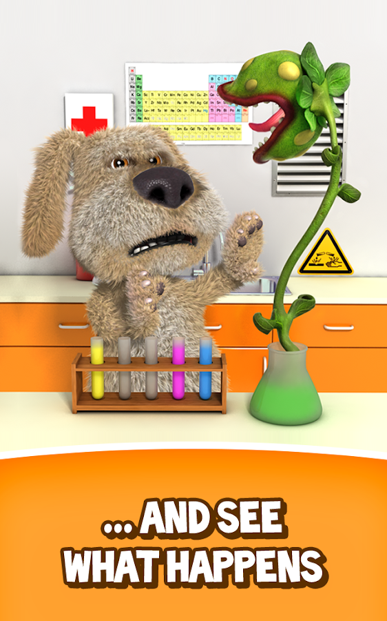 Talking Ben the Dog - screenshot