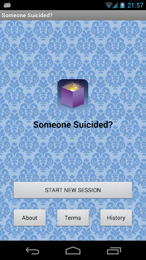 Did Someone You Know Suicide
