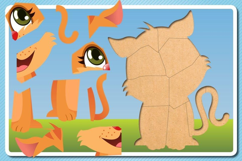 Puzzle For Toddlers -Kids Game- screenshot