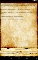 Screenshot of Tiny Text Adventure