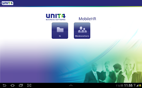 MobileHR- screenshot thumbnail