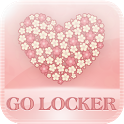 Flowerlove Theme GO Locker icon