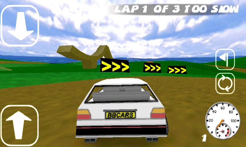 BB Rally Pro- screenshot