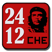 24/12 CHE Clock for Gear Fit