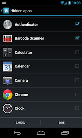 Apex Launcher Screenshot 4