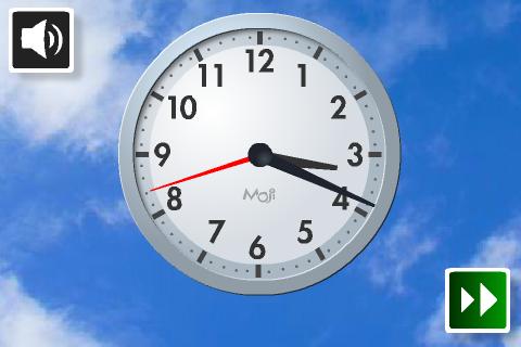 Moji - Imparare L'orologio