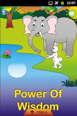 Power of Wisdom - Kids Story
