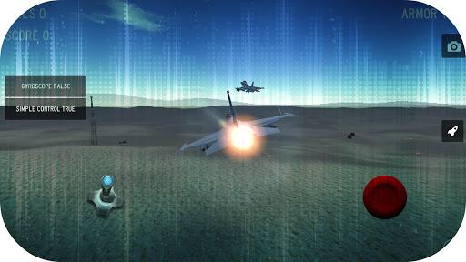 新的快速空襲3D遊戲
