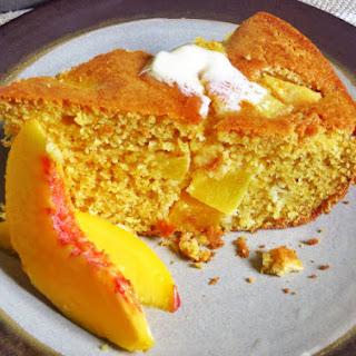 Peach Cornbread Recipe