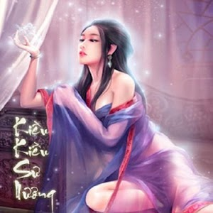 Kieu kieu su nuong (Kiều Kiều) 書籍 App LOGO-APP試玩