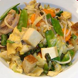 Buddhist Vegetarian Stew (Lo Han Jai)