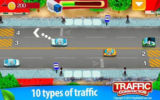 Traffic Conductor: Car Control