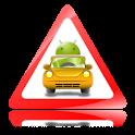 Sane Driving logo