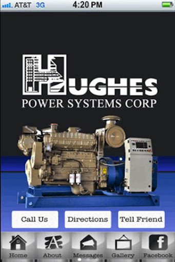Hughes power systems corp