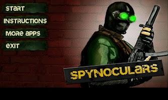 Screenshot of Spynoculars - Night Vision Cam