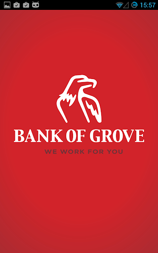 Bank of Grove