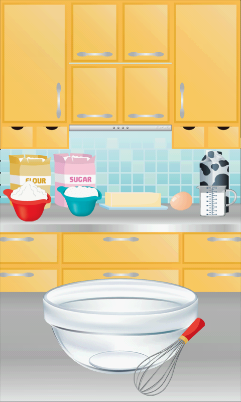 Cake And Cooking Games