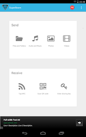 SuperBeam | WiFi Direct Share Screenshot 17