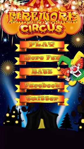 New Year Firework Circus 2015