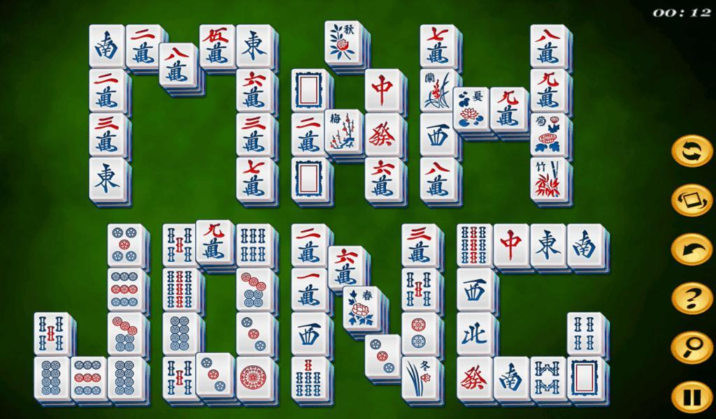 mahjong on