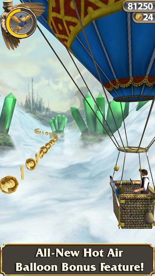 Temple Run: Oz - screenshot
