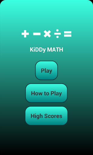 KiDDy MATH
