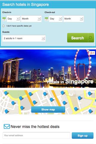 Hotels Singapore Best Deals