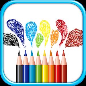 Kids Coloring Book 解謎 App Store-癮科技App