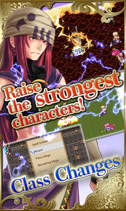 RPG Chronus Arc - KEMCO screenshot #4